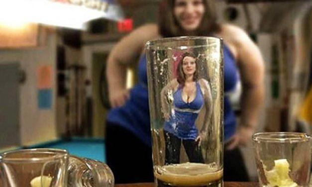 La alcohorexia: dejar de comer para beber más alcohol