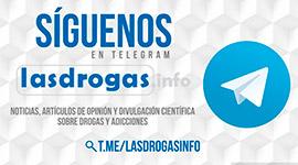 t.me/lasdrogasinfo - lasDrogas.info en Telegrama