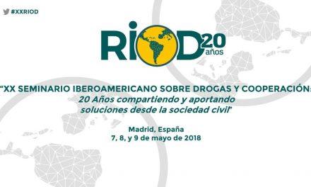 Ya está disponible el programa definitivo del Seminario de la RIOD que se celebrará los días 7, 8 y 9 de mayo en Madrid