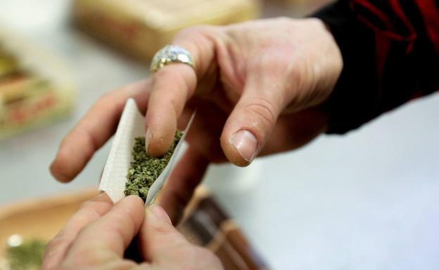 Identifican el mecanismo que relaciona esquizofrenia y cannabis