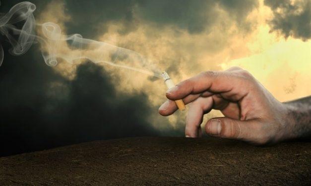 El humo residual del tabaco también puede ser un riesgo para la salud, según un estudio